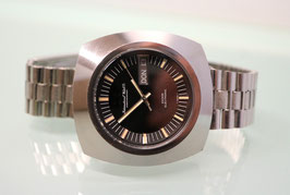 IWC Herren-Armbanduhr Edison Electronik, 1976