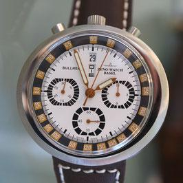 Bullhead Chronograph Zeno-Watch - Ref. 3591-i26 - 2 Jahre Garantie