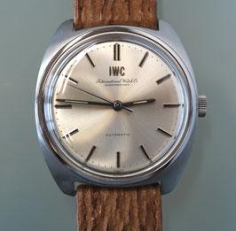IWC Automatik Stahl, Kaliber Nr. 854 B - 1970er Jahre