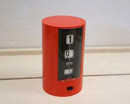 Kultwecker der Marke EMES, Germany, Farbe rot, mechanisch