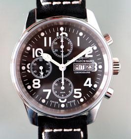 Zeno Watch Classic Automatik Chronograph - 2 Jahre Garantie