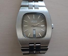 Lanco 25 Jewels Automatik Stahl, mit Datumsanzeige