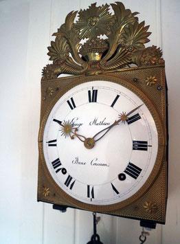 Original Morez-Uhr, ca. 1840