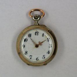 Damen-Taschenuhr Nr. 024 - Silber 0.800