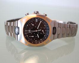 "Omega Seamaster Chronograph, Spezial ""Olympic Edition Barcelona & Albertville 1992"""