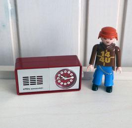 Mini Wecker Marke EMES Sonochron