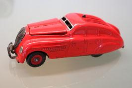Schuco Kommando anno 2000 Blech-Auto US Zone Germany, 1950-54