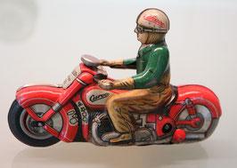 Schuco Curvo 1000 Blech-Motorrad US Zone Germany, 1950-54