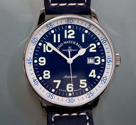 Zeno Watch X Large Pilot - 2 Jahre Garantie