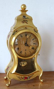 Pendule Zenith gold, mit Pendulensockel zur Aufhängung