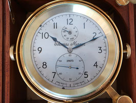 Marine Schiffs-Chronometer Thomas Mercer, Jahrgang 1977
