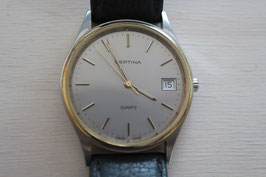 Certina Quartz Damen-Armbanduhr, mit Datumsanzeige