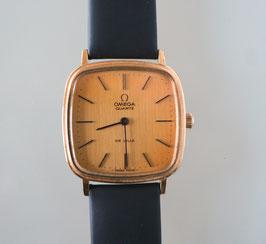 Omega De Ville Quartz Vintage, vergoldet