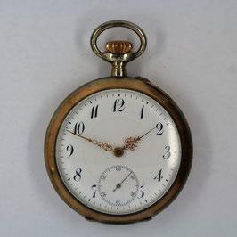 Taschenuhr Nr. 018 - No Name, Silber 0.800