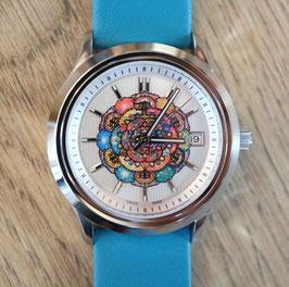 Edouard Lauzières - Limitierte Edition - Mandala - Automatik mit Datum