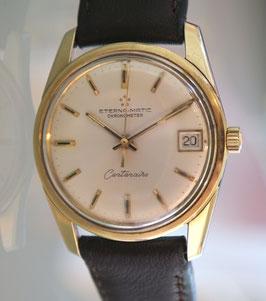 Eterna-Matic Chronometer, Bicolor, ca. 1960er Jahre