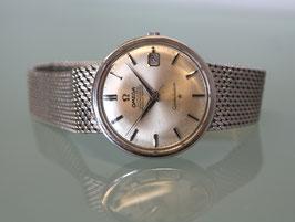 Omega Constellation Automatik Chronometer, 18 Karat Weissgold, 60er Jahre