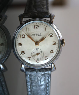 Metric - swiss made - Vintage, 50er Jahre