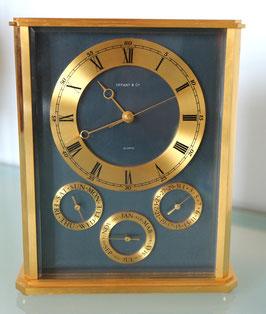 Tiffany & Co. Tischuhr Quartz mit ewigem Kalender
