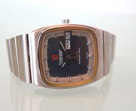Omega Constellation Chronometer Megasonic 720 Hz (Stimmgabel), inl. Original-Box, ca. 1975