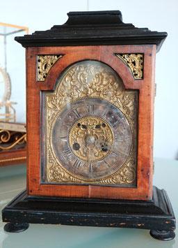 Stockuhr (Stutzuhr) mit Schlag zur vollen Stunde auf Glocke -  antik, ca. 1780