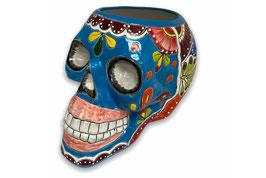 """Blumenkübel """"Totenkopf"""" (Skull) #AMG-128-1"""