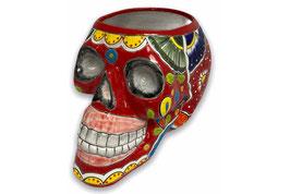 """Blumenkübel """"Totenkopf"""" (Skull) #AMG-128-4"""