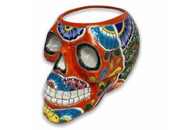 """Blumenkübel """"Totenkopf"""" (Skull) #AMG-128-2"""