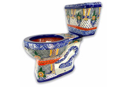 Mexiko-Toilette #TOI-1015