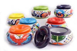 "Keramik Aschenbecher ""Saltillo"""