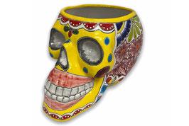 """Blumenkübel """"Totenkopf"""" (Skull) #AMG-128-3"""