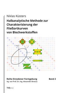 Halbanalytische Methode zur Charakterisierung der Fließortkurven von Blechwerkstoffen