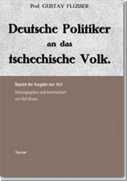 Deutsche Politiker an das tschechische Volk
