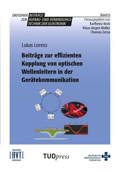 6: Beiträge zur effizienten Kopplung von optischen Wellenleitern in der Gerätekommunikation