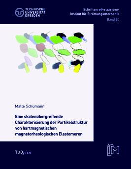 30: Eine skalenübergreifende Charakterisierung der Partikelstruktur von hartmagnetischen magnetorheologischen Elastomeren