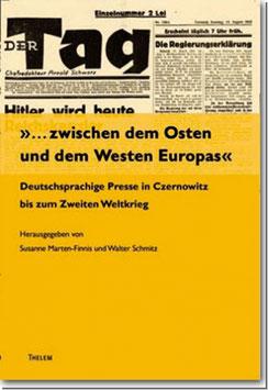 """""""... zwischen dem Osten und dem Westen Europas"""""""