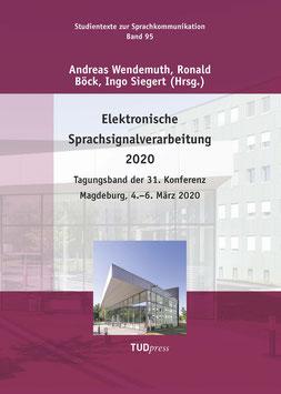 95: Elektronische Sprachsignalverarbeitung 2020