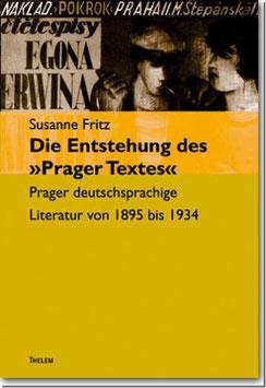 """Die Entstehung des """"Prager Textes"""""""