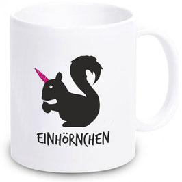 """Tasse """"Einhörnchen"""""""