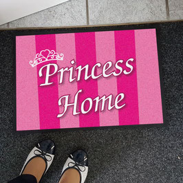 "Fußmatte ""Princess Home"""