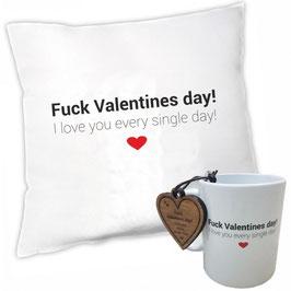 Attraktives Geschenkset zu Valentin