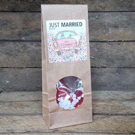 Just Married Konfetti
