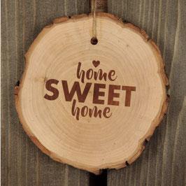 "Baumscheibe ""Home Sweet Home"""