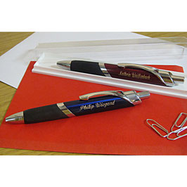 Kugelschreiber mit Namensgravur