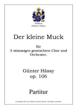 Der kleine Muck, op. 106