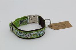 Halsband mit Webband