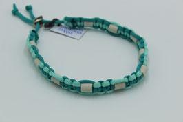 EM-Keramik Halsband in türkis