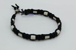 EM-Keramik Halsband in schwarz