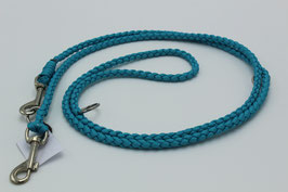 Leine aus Paracord in blau
