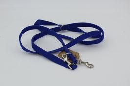Führleine royalblau